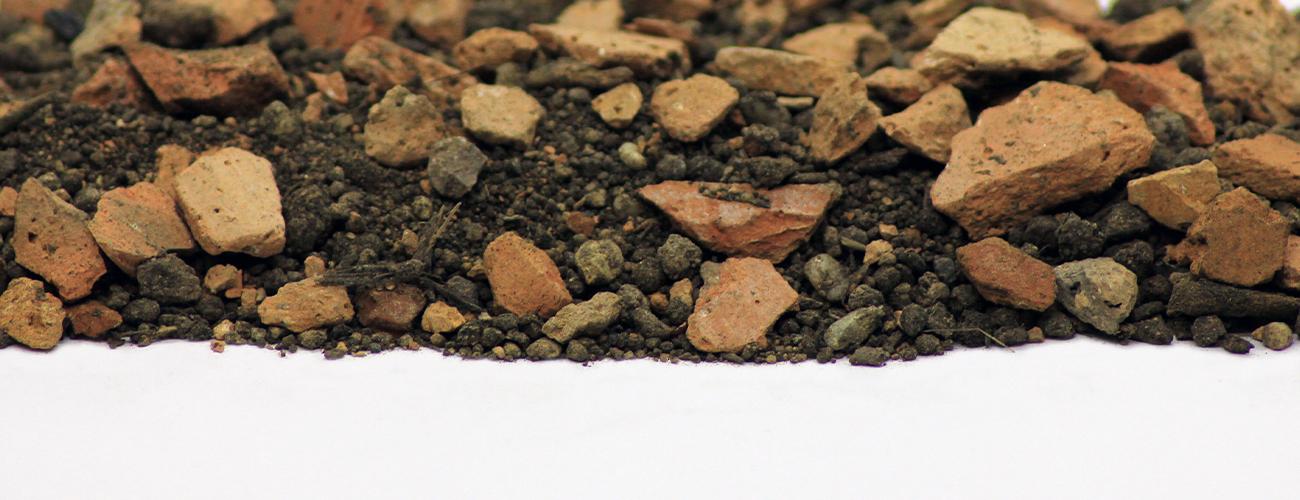 Substrat Baum Oberbau / Unterbau