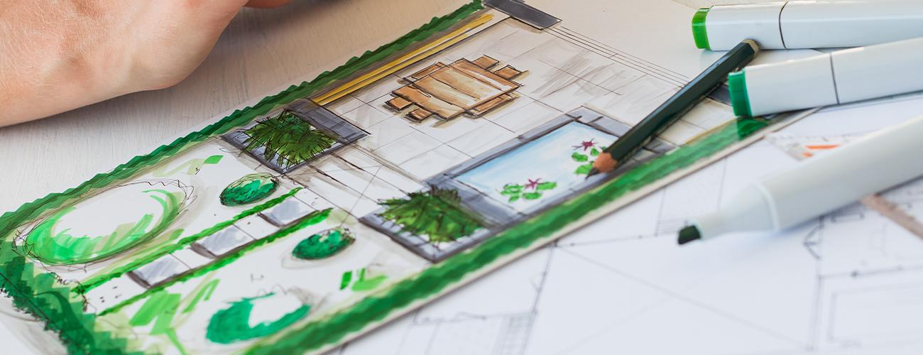 Gartenplaner / Architekten